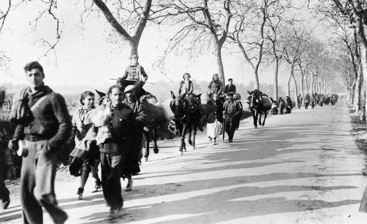 THE SPANISH CIVIL WAR, 1936-1939