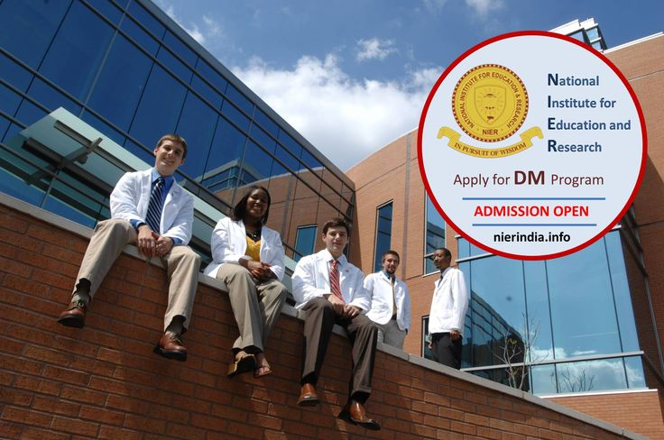 ‪Admissions opening for ‪‎DM‬ (Doctorate of Medicine) Program through Distance Learning. ‪‎Students‬ are welcome to apply for admissions on first come first serve basis. Contact +91-9350044008