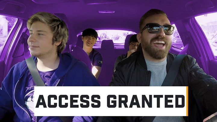 Shields Up And Buckle Up For An All New Episode Of Access Granted Presented By Toyota This Time It S Asher And Surefour From The Los Angeles Papeis De Parede
