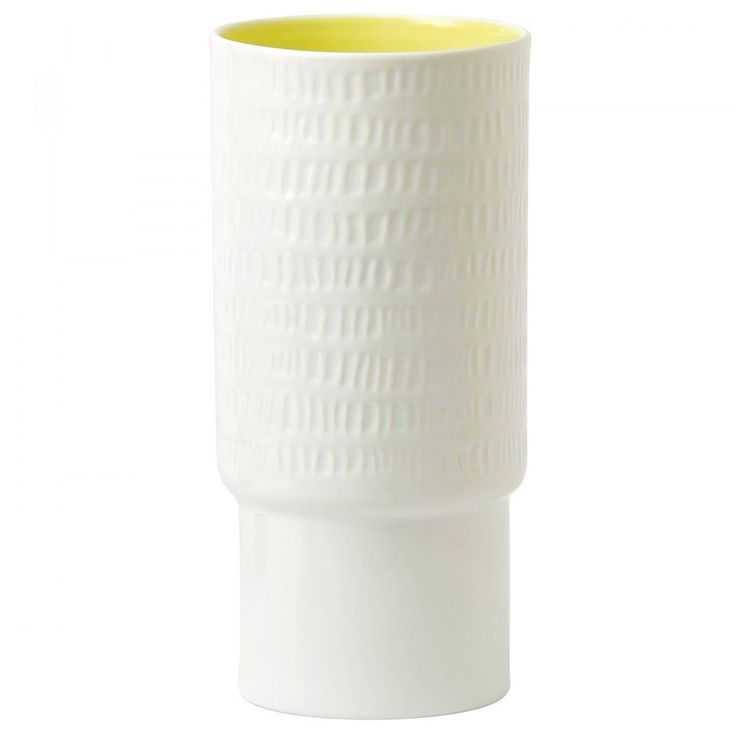 Hemingway Design Yellow Bouquet Vase