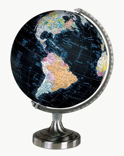 43 best products images on pinterest wall maps world maps and replogle orion world globe 81501 gumiabroncs Images