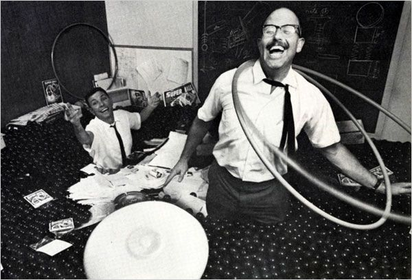 "Today, March 5, in 1963 the ""Hula-Hoop"" was patented by Wham-O!Hoop Fit, Richard Knerr, Disc Golf, Ball Pits, Vintage Offices, Arthur Melin, Hula Hoop, Hulahoopinventorjpg 469319, Offices Hoop"