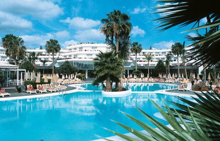 RIU Club hôtel Paraiso Lanzarote Resort TUI 4* Puerto Del Carmen aux Île Canaries