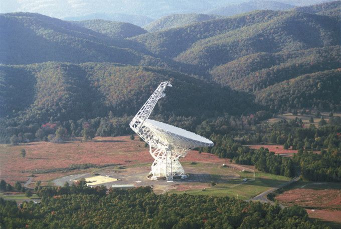 NSF may shut down West Virginias Green Bank Telescope and people arent happy