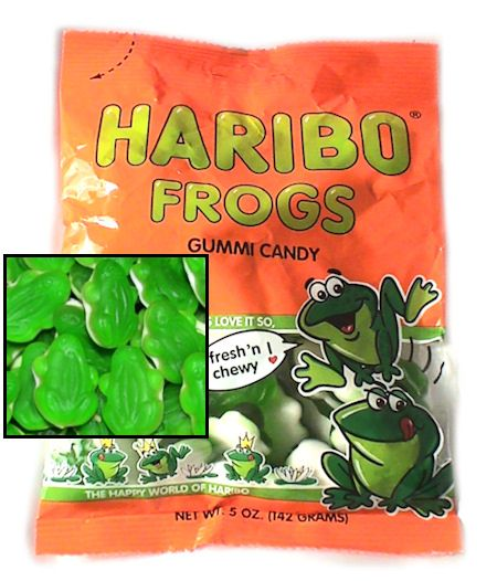 lizard party supplies   Turtle Max Reptile Gifts :: - Frogs :: Frog Party Supplies :: Haribo ...