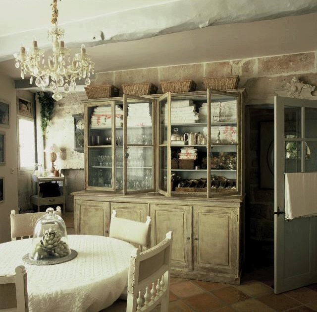 French Country Kitchen The Paper Mulberry The French Country Kitchen