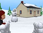 Batalla de Bolas de Nieve