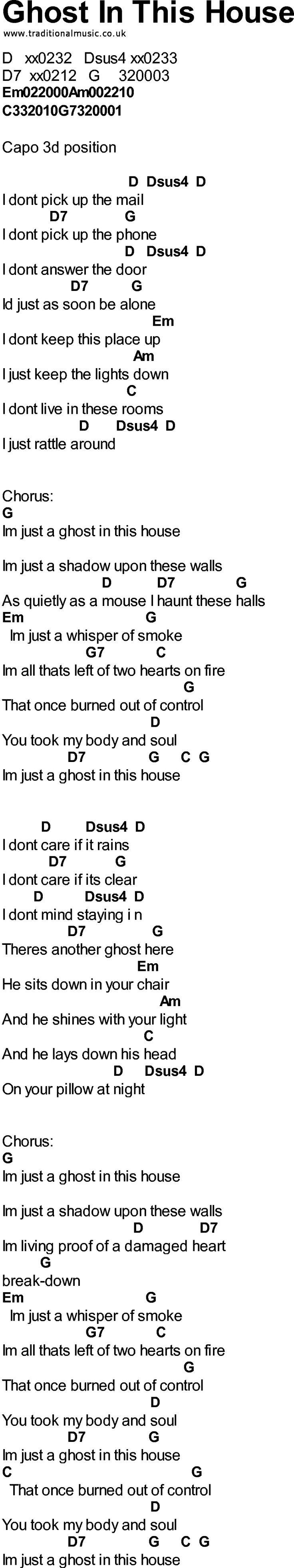 Lyrics containing the term: kentucky bluegrass
