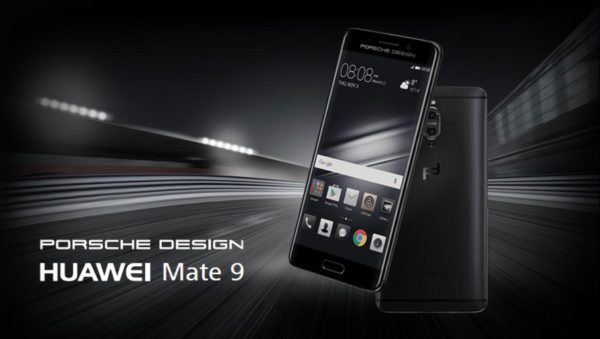 Any first impressions about the new Huawei Mate 9 Porsche Desgin?