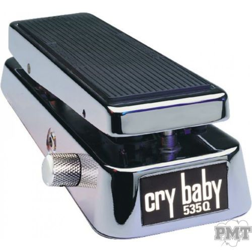 Dunlop Cry Baby 535Q C Chrome Wah Guitar Effect Pedal Brand New Jimi Hendrix 710137003309 | eBay