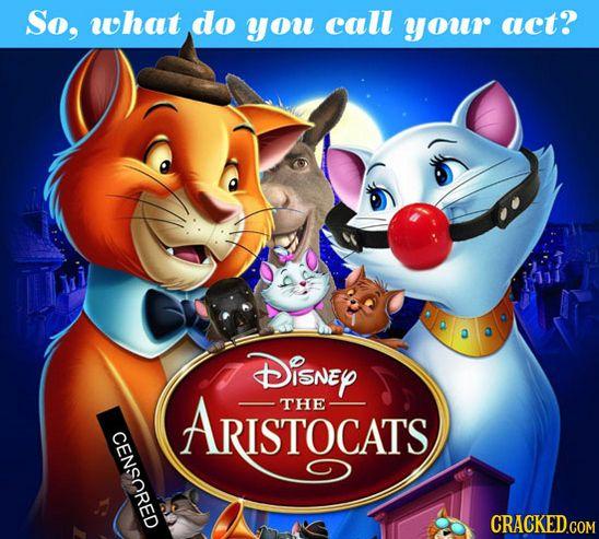 33 Plot Twists Cut from Disney Movies Slideshow | Cracked.com
