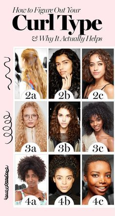 With Tons Of Curly Hair Products Flooding The Market It Harder Than Ever To Find What Right For You Guiding Light Your Type