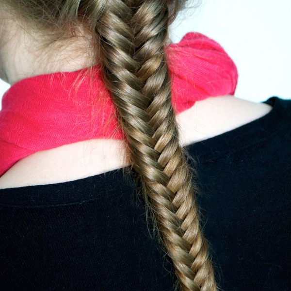 fishbone braid instructions - photo #24