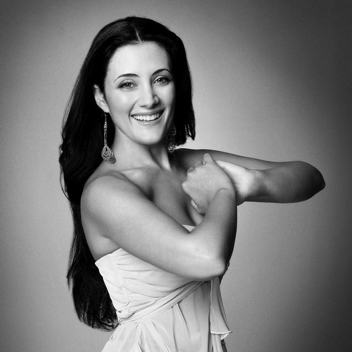 Giorgia Fumanti: una bellezza classica Italiana.