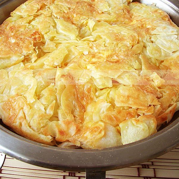 Yufkalı Kolay Omlet (Sahurluk) | Mutfakta Sevgi