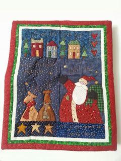 LaGrif Bijoux Geometrie e altre creazioni by Maria Cristina Grifone. Pannello di Natale progetto di art to Art. Handmade by LaGrif