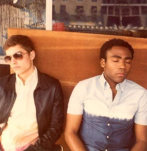 Dave Franco & Donald Glover