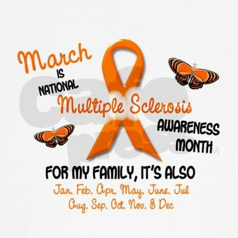 ms awareness pictures | MS Awareness by Selkie~gal