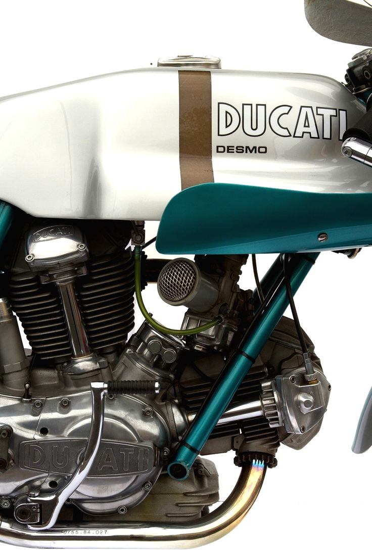 "combustible-contraptions: ""Ducati 750 SS Imola Racer 