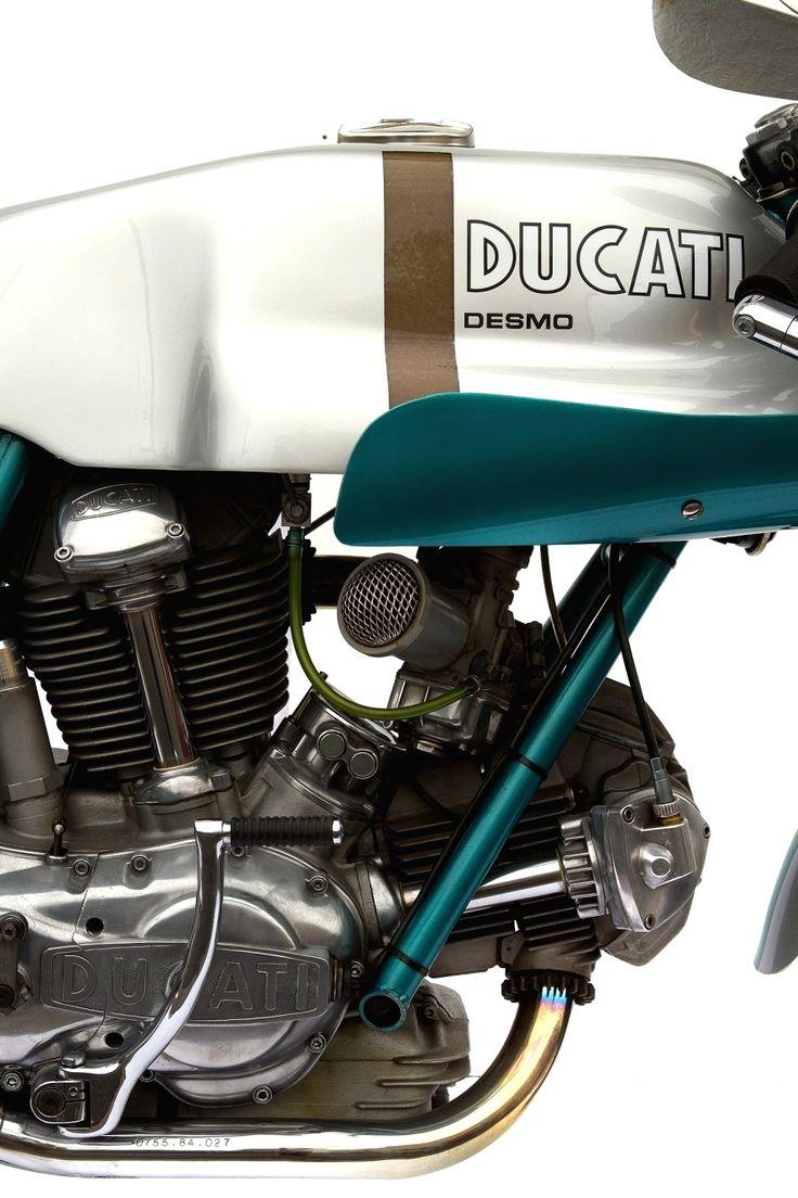 combustible-contraptions:  Ducati 750 SS Imola Racer | Replica