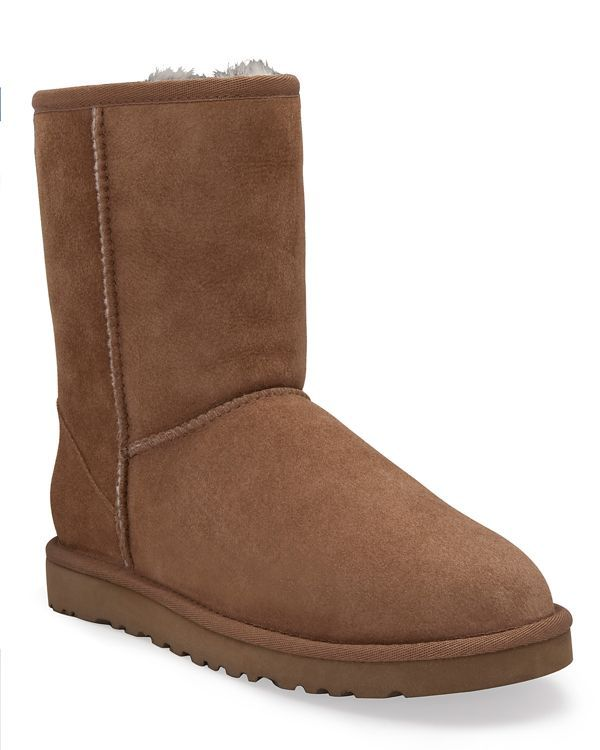 Buy Ugg Australia Classic Short Chestnut Boots with confidence either in  store or online with FREE UK NEXT DAY DELIVERY. Just part of the amazing  range of ...