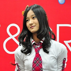 Rena at Some Interview Or Something.