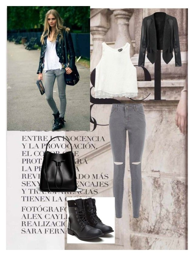"""""""Untitled #11"""" by almma-karic ❤ liked on Polyvore featuring Wet Seal and 3.1 Phillip Lim"""