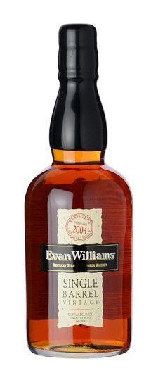 2004 Evan Williams Single Barrel Bourbon 750ml - SKU 1149080 Not bad for an everyday mixer.