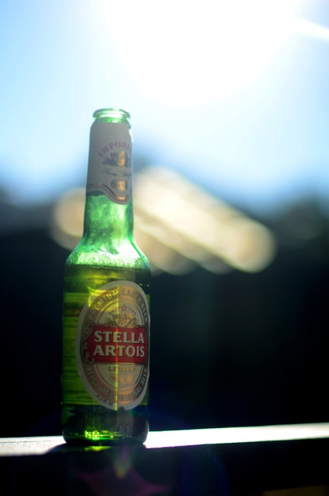 Cold Beer. Hot Day. Stella Artois. #beer #lager #belgianbeer