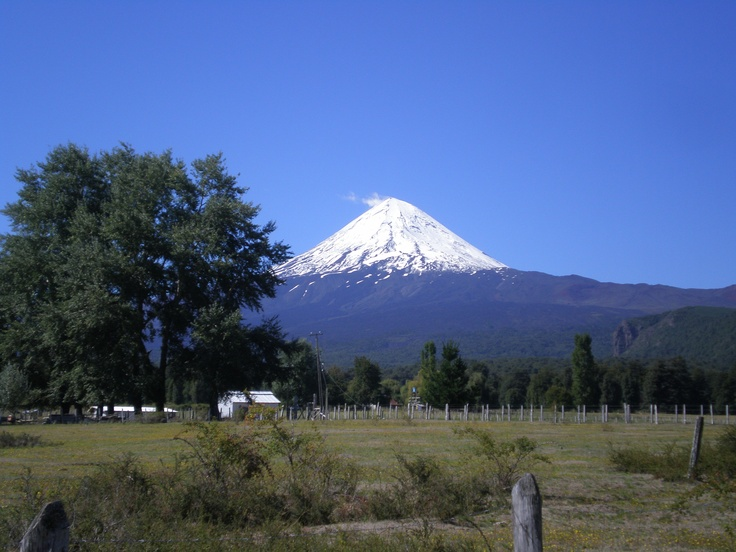 Llaima volcano (Conguillio National Park)