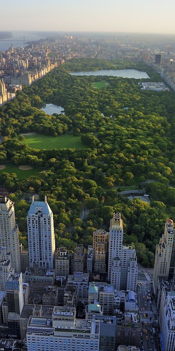 Views of Central Park in NYC - Luxury New York Holidays
