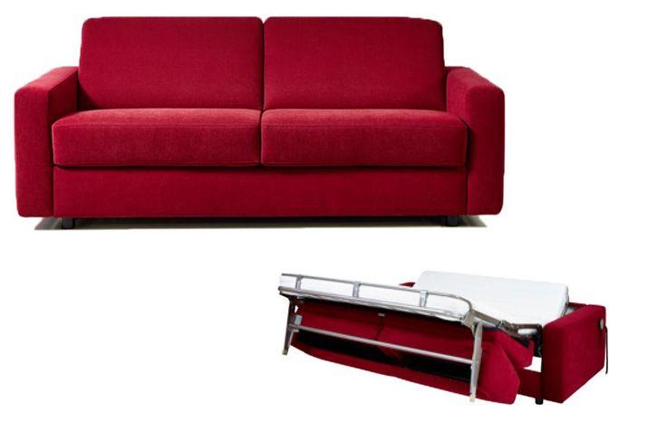 hannover deluxe schlafsofa mit motor automatisch elektrisch ausfahrbar klappbett. Black Bedroom Furniture Sets. Home Design Ideas