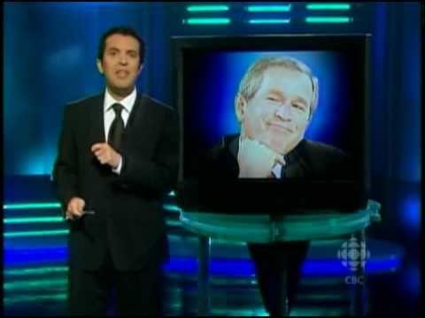 Rick Mercer explains how Canadian Government Works