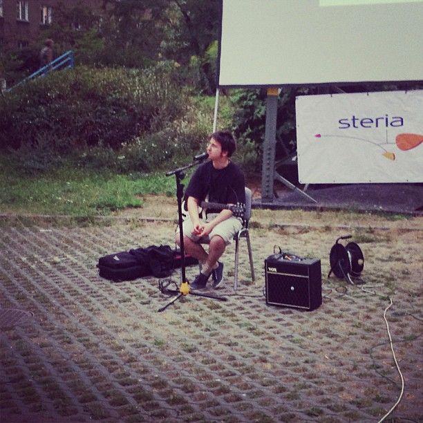 #koncert #SamuelBaron #PrzystanekKosmos #Koszutka #Katowice #KinoKosmos