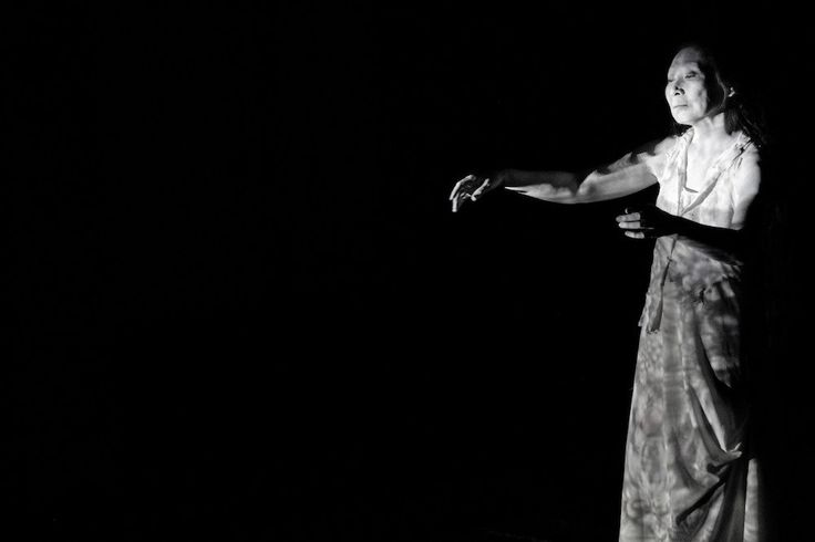 Tweeted by @artwithMI :  Ruthie V. speaks at Core Gallery tonight 7pm w/ Kaoru Okumura performance #SeattleArt #butoh http://www.coregallery.org