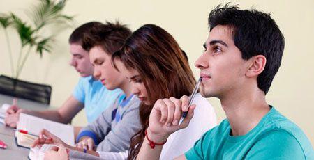 Студент программы MBA