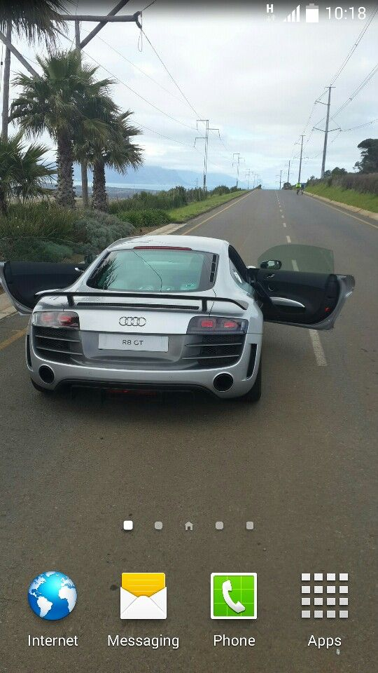 R 8 GT One of 7 in South Africa..no 157 of 333 worldwide