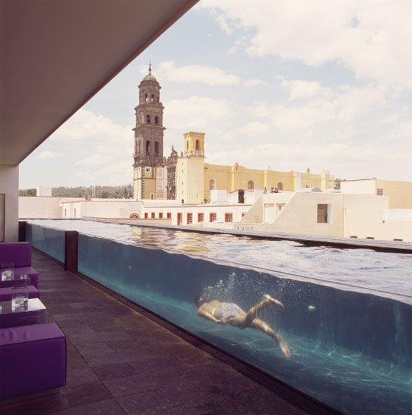 La Purificadora Hotel | Puebla, MX
