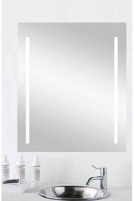1000 images about espejos iluminados on pinterest for Espejo horizontal salon