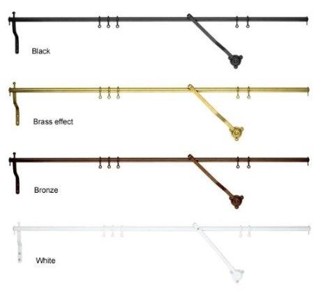 17 Best ideas about Door Curtain Pole on Pinterest | Blue curtain ...