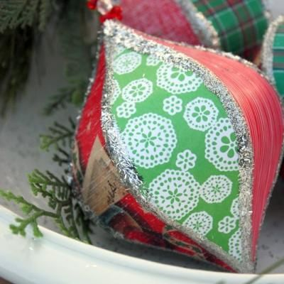 64 best Mod Podge Christmas images on Pinterest | Holiday crafts ...