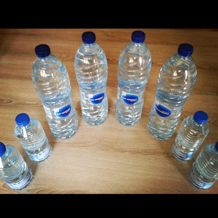 Water is heel erg belangrijk voor een gezond lichaam! Vergeet dus maar al die lekkere frisdranken!