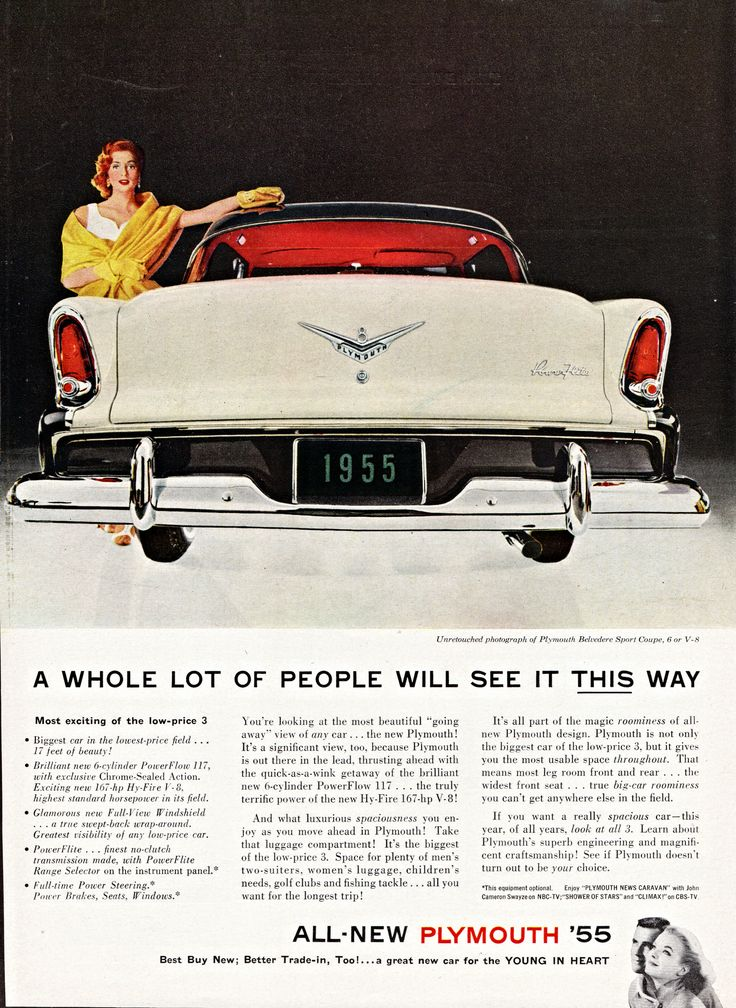 1955 Plymouth Belvedere. | Auto | Pinterest | Plymouth, Cars and Vintage