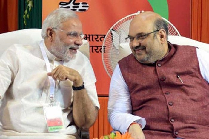 Modi and Shah still planning on the face that will represent BJP.