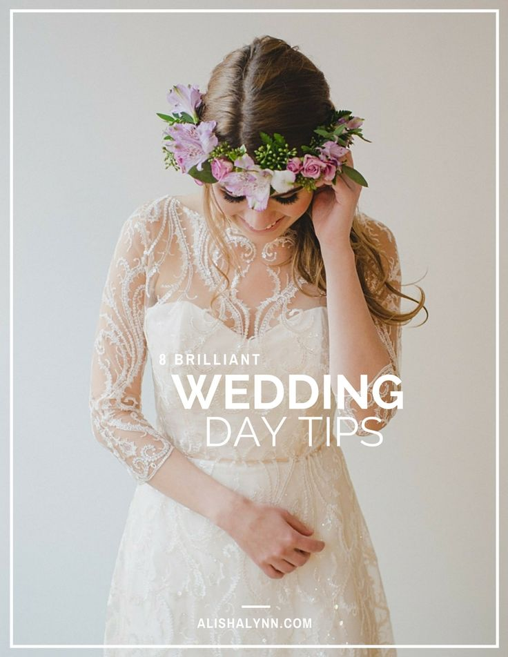 Toronto Weddding Photographer. Alisha Lynn Photography specializes in beauty portraits and creating gorgeous images for personal branding. Check out these 8 brilliant wedding day tips!
