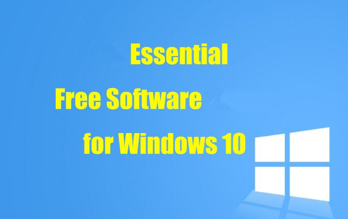 Windows 10: Free essential software     Deployed in July 2015, Windows 10 is now well established on our machines. A phenomenon due to  t...