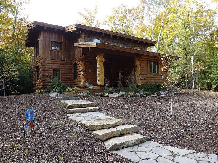 Cabin vacation rental in Egg Harbor, WI, USA from VRBO.com! #vacation #rental #travel #vrbo