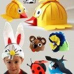 Masks+(hats)+for+kids