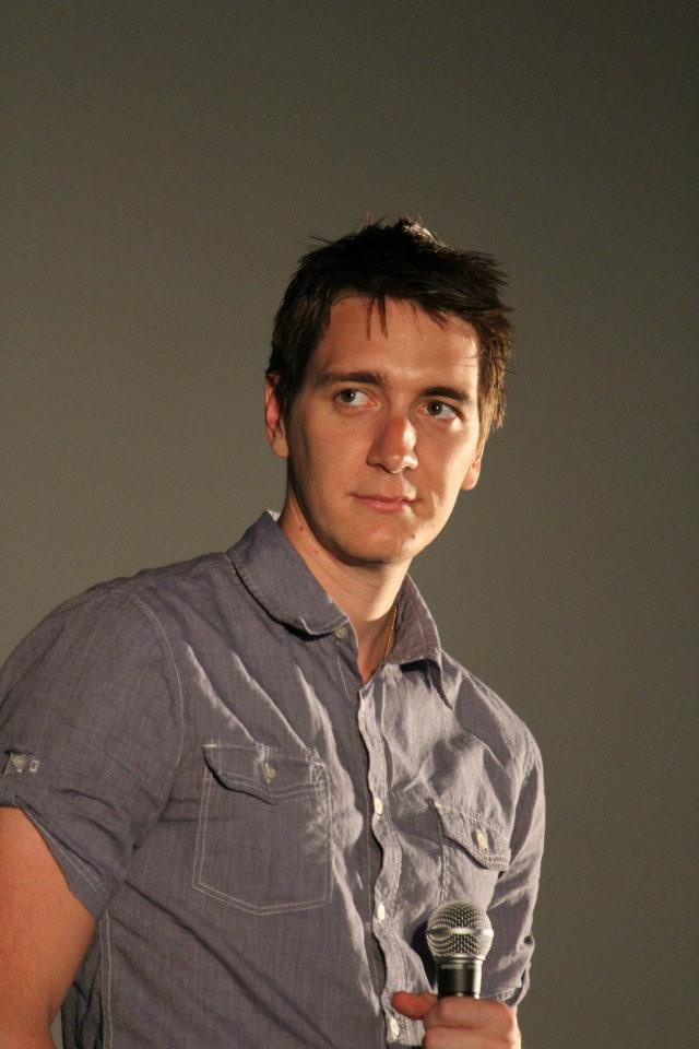 oliver phelps/george weasley - holy cow!! He grew up nicely!!