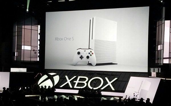 Microsoft XBOX One S 2TB Console: http://amzn.to/1Ue3p7V